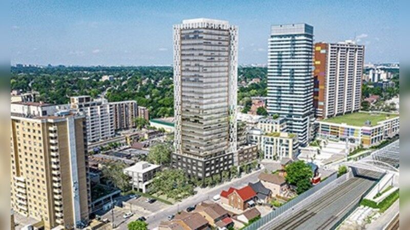 High Rise Transit-Oriented Development Opportunity at Weston & Lawrence - Alternatives - Sale