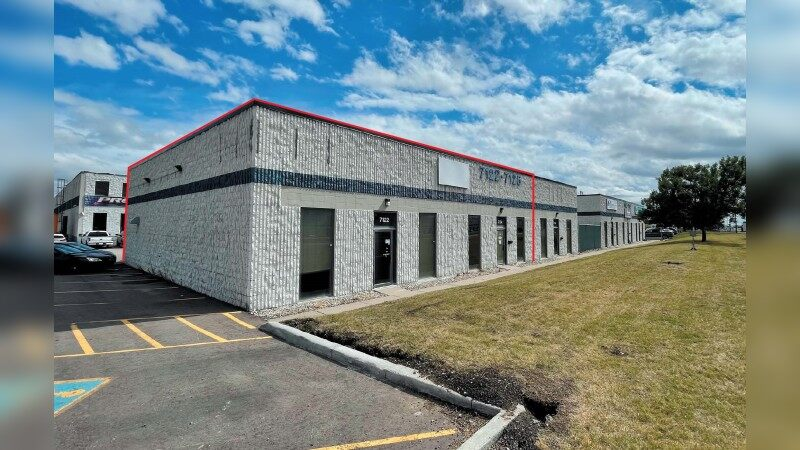 Foothills Location Warehouse with Large Truck Marshalling Area - Industrial - Lease