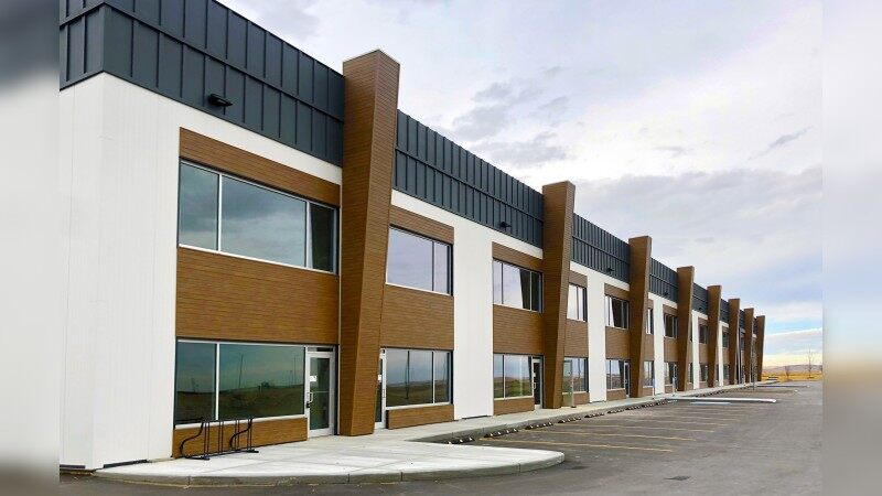 Brand New Construction Small Bay Warehouse/Office - Industrial - Lease